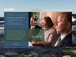 MEMIC  2012 Annual Report