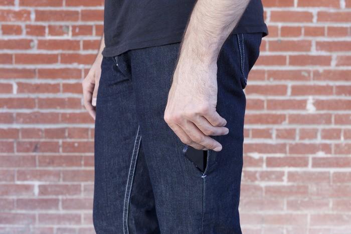 I/O Denim: Premium Jeans for the Smartphone User