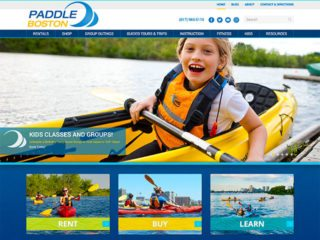 Paddle Boston
