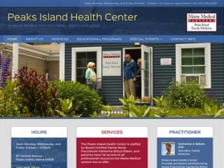 Peaks Island Health Center