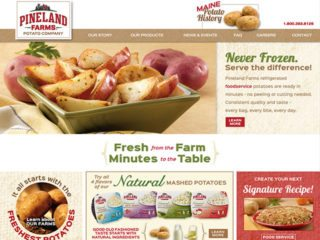 Pineland Farms Potato Company