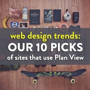 Top 10 Plan View Web Designs