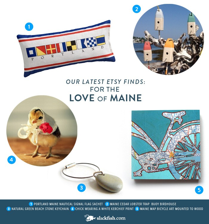 Portland, Maine Etsy Finds