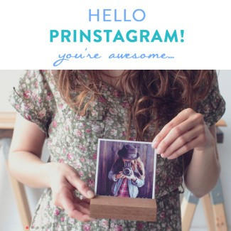 Print your Instagram