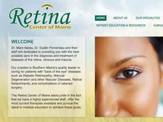 Retina Center of Maine