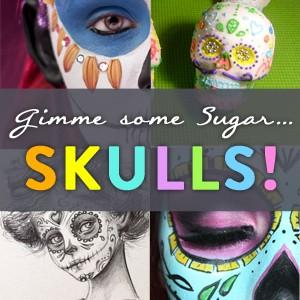 Sugar Skulls for Halloween?