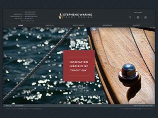 Stephens Waring Yacht Design