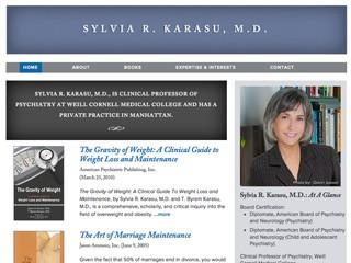 Sylvia Karasu, M.D.