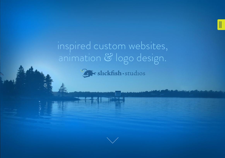 SlickFish Studios   A Portland, Maine Web Design Company.